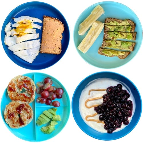High Calorie Breakfast Ideas For Toddlers Toddler Meal Ideas